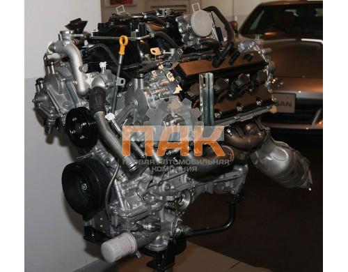 Двигатель на Infiniti 5.0 в Ростове-на-дону фото