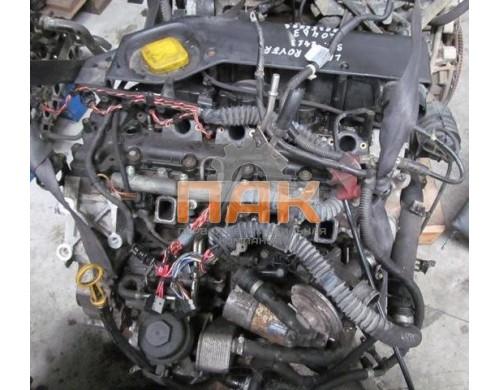 Двигатель на Land Rover 2.0 в Ростове-на-дону фото